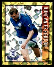 Merlin Premier League Kick Off 1997-1998 Duncan Ferguson (Everton) No. 76