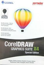 Corel DRAW Graphics Suite X4, Special Edition