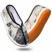 de Shaolin Kung Fu chaussures Soft unique d'Arts martiaux Wushu Sneaker