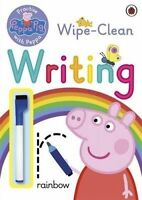 Peppa Pig: Practise with Peppa: Wipe-Clean Writing by Ladybird Paperback Book Fr