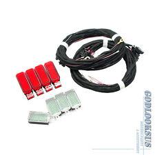 8Pcs for Audi A3 A4 A5 A6 A7 A8 Q3 Q5 TT New Door Warning Lamp & Footwell Lamp