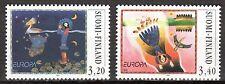 Finland - 1997 Europa Cept / Legends - Mi. 1378-79 MNH