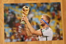 ORIGINAL Autogramm von Christoph Kramer. pers. gesammelt. 20x30 Foto. 100% Echt.