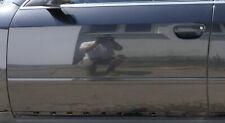 Audi A6 4B C5 Tür nur Türblatt vorne links Fahrertür schwarz LZ9W ebonyschwarz