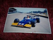 Photo 20x30 cm  Mark Donohue McLAREN Offy M16B   Indianapolis 500  1972 //