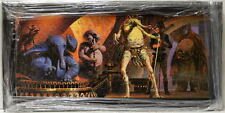 Star Wars ROTJ JABBA CREATURE BAND PERFORM FRAMED CONCEPT PRINT McQuarrie 1983