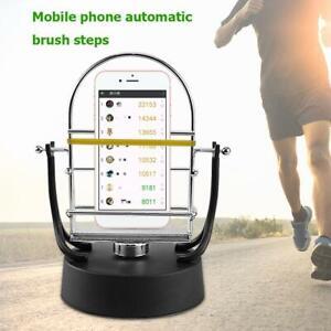 Telefon Swing Schrittzähler Automatischer Shake WeChat Motion Brush Step Wiggler