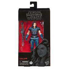 Star Wars The Mandalorian Black Series figurine Deluxe Cara Dune 15 cm preorder