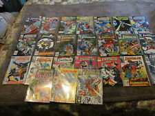 New listing 25 Fabulous Marvel Deathlok Comic Books Issues 1 Through 24 - In Sleeves - Look!