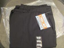 Petite scrubs 4101p Cherokee workwear Black pants Medium 65poly35 cotton blkw