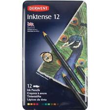 Derwent Inktense 12 Pencil Tin Set