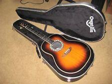 Vintage 1980 OVATION Legend 1617 - Acoustic/Electric Sunburst Guitar with Case
