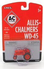 2017 NEW! 1:64 ERTL*ALLIS-CHALMERS* Model WD45 Narrow Front Tractor *NIB!*