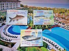 BANGLADESH 2008 Fish  MNH STAMPS GREAT LOT