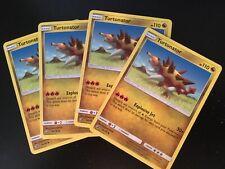 Turtonator 50/70 SM Dragon Majesty Pokemon Card X4 Playset NM/Mint!! Pack Fresh!