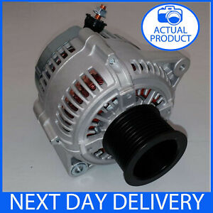 NEW COMPLETE ALTERNATOR WITH PULLEY fits ASTON MARTIN DB7 6Cyl 3.2  PN: 09-80402