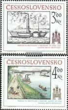 Czechoslovakia 2677-2678 (complete.issue.) unmounted mint / never hinged 1982 Pr