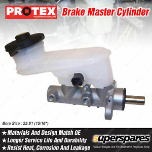 Protex Brake Master Cylinder for Honda Crv RD RD5 RD7 RD8 4WD FWD ABS 2.0 2.4L