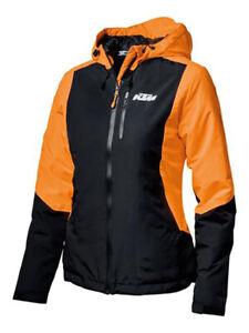 KTM Women Orange Jacket