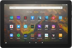 NEW Amazon Fire HD 10 Tablet 32 GB (11th Generation) 2021 RELEASE - BLACK