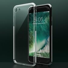 New Transparent Crystal Clear Gel CaseThin TPU Soft Cover Case for iPhone 8 / 7