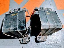 MERCEDES M CLASS ML W163 FACELIFT FRONT BUMPER BRACKETS