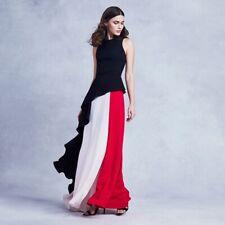 COAST PIPER £159 Colour Block Maxi Dress UK 12