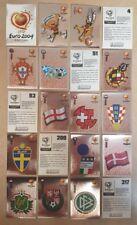 PANINI UEFA EM 2004 Portugal - kompletter Glittersatz