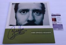 GLEN HANSARD SIGNED THE SWELL SEASON SELF TITLED VINYL LP JSA COA autograph
