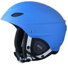Demon Phantom AUDIO Blue Snowboard/Ski Helmet NEW SMALL