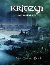 Kridzyt Roleplaying Game : Main Book by Charles Hengst (2016, Paperback)