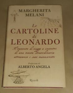 Le cartoline di Leonardo - Margherita Melani - Rizzoli, 2020