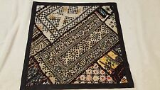 4 cushion covers hand crafted patch work, multicolored,vintage style 15 x 15
