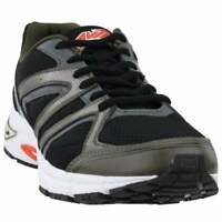 Avia Execute II  Casual Running  Shoes - Black - Mens