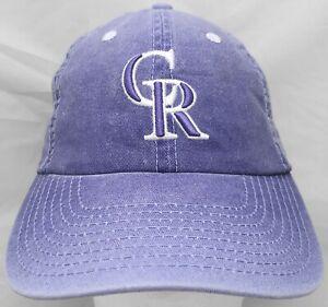Colorado Rockies MLB New Era Fits women's adjustable cap/hat