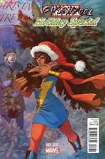 Gwenpool Holiday Special #1 Variant Edition Marvel Comics