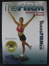 The FIRM Ultimate Calorie Blaster DVD Excercise Fitness Transfirmer Series