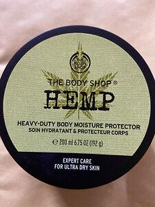 The Body Shop Heavy Duty Hemp Body Butter