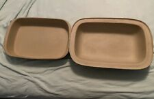 New listing Pampered Chef Baker Covered Roaster Stoneware Family Heritage Large with Lid 901