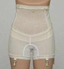 Authentic 1960s VINTAGE American LADY IN WAITING PREGNANCY PANTIE GIRDLE Corset