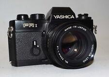 YASHICA FR1 /50mm f 1:1.4 LENS