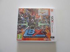 LBX LITTLE BATTLERS EXPERIENCE - 3DS (VF) - Jeu complet.