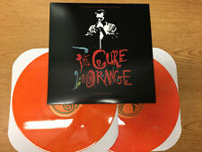 ‎The Cure Live In Orange Double Color Vinyl LP 1986 Faith Pornography The Top