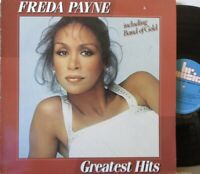 FREDA PAYNE - Greatest Hits ~ VINYL LP