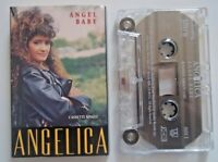 ANGELICA - ANGEL BABY Radio Version / All English - Cassette Single QUALITY 1991