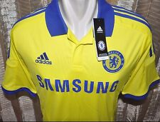 CHELSEA Shirt Away 2014-2015 sz Large *Adult Special Offer LOOK!!!