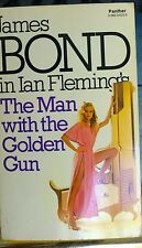 James Bond in Ian fleming's The Man with the Golden Gun