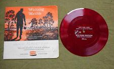 #D397.   AMPOL PROMOTIONAL 45 RPM RECORD - WALTZING MATILDA