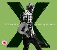 Ed Sheeran - x (Wembley Edition) [CD+DVD]