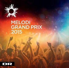 CD Dansk Melodi Grand Prix 2015 Vorentscheid Eurovision Dänemark Denmark NEU